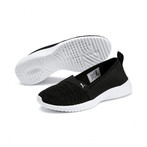 Puma ADELINADamen Streetstyle Sneaker Ballerina Slipper