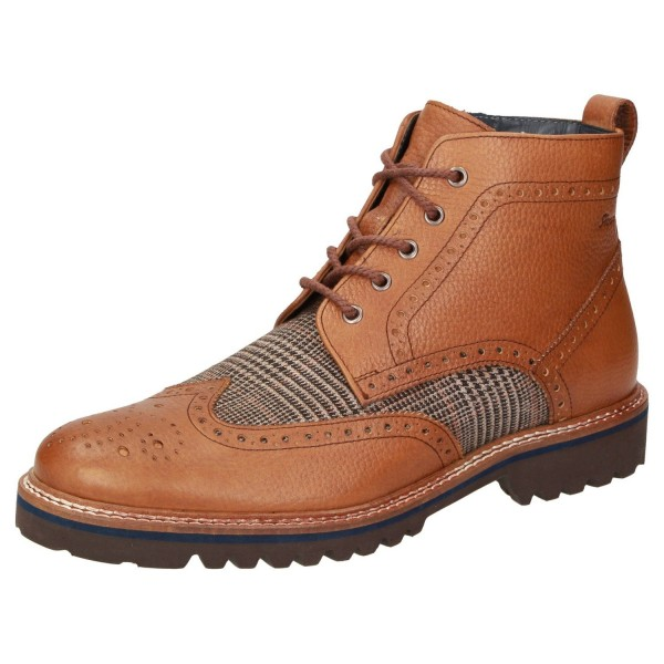 SIOUX Germany Herren Business Schuhe Bootie QUENDRON