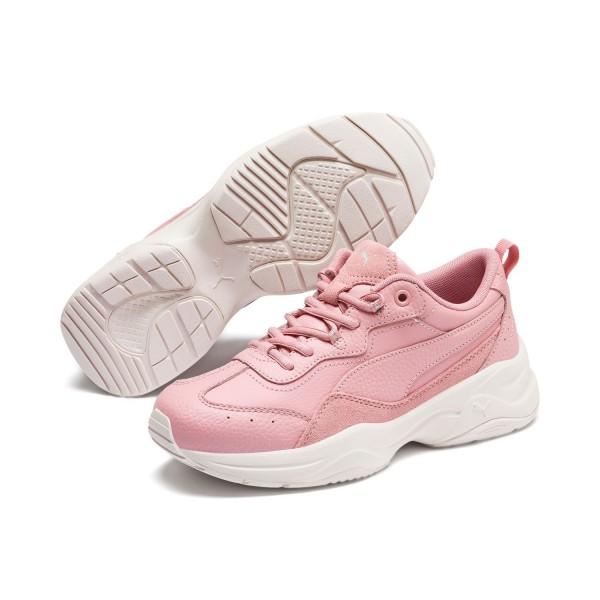 Puma CILIA Lux Fitnessschuhe Joggingschuhe Sneaker Turnschuhe Bridal Rose