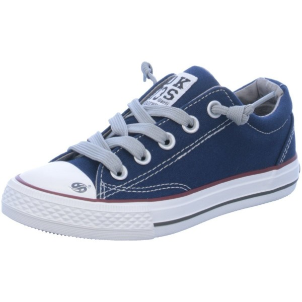 DOCKERS by Gerli Damen Kinder Unisex Sneaker Low Top Navy