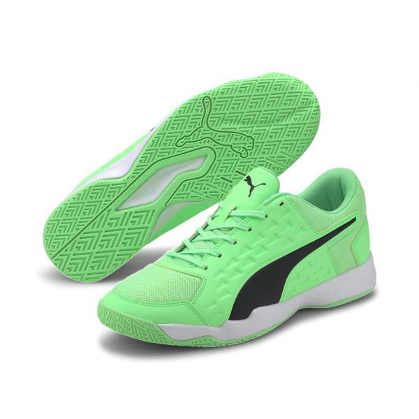 Puma AURIZ IT Indoor Fußballschuhe Schuhe Sneaker