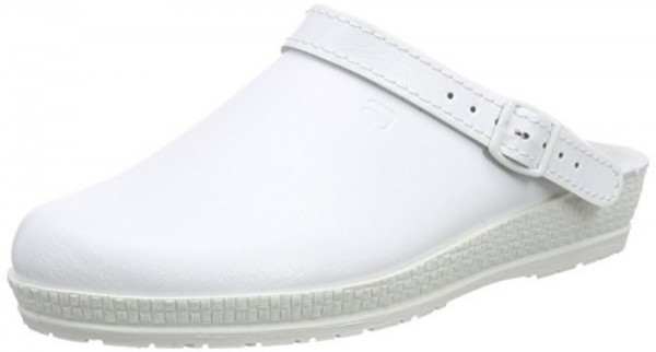 Rohde Clogs Klinikschuhe Damen White Line 1441 Weiß