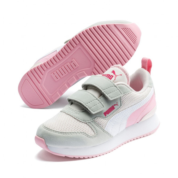 Puma R78 V PS Unisex Kinder Sneaker Low Top Turnschuhe