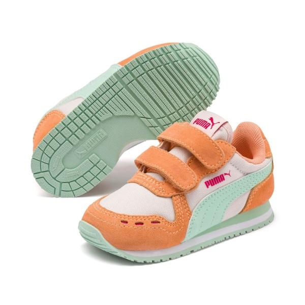 Puma Cabana Racer NL V Inf Unisex Kinder Schuhe Sneaker