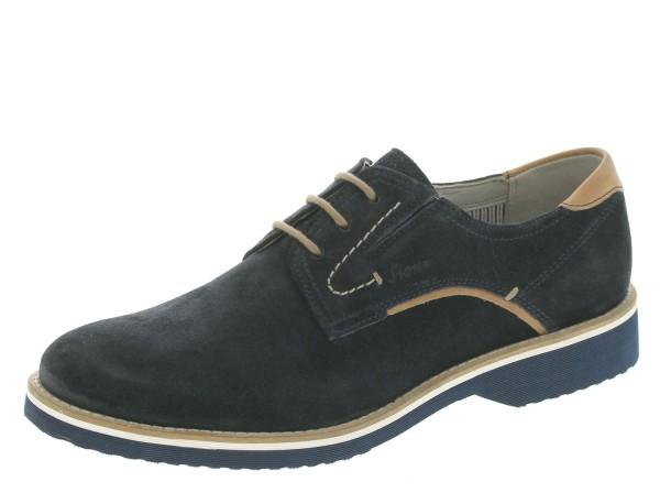 Encanio-702 Business Schuh Derby by SIOUX GERMANY Tempesta Dunkelbraun 36362
