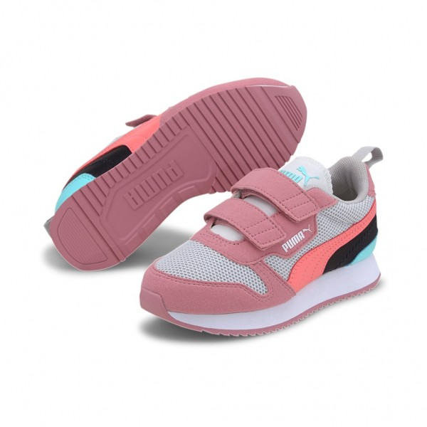 Puma R78 V PS Mädchen Kinder Sneaker Low Top Turnschuhe