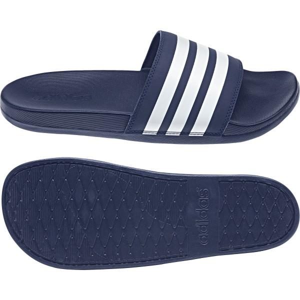 adidas Adilette Comfort Pantolette CF Mono Badelatsche Slides Slipper Hausschuhe
