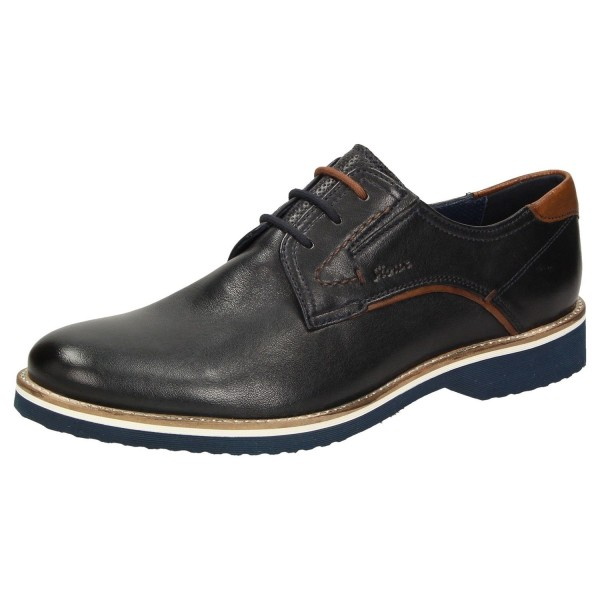 Encanio-702 Business Schuh Derby by SIOUX GERMANY Atlantic