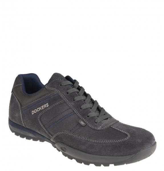 Dockers by Gerli Herren Halbschuhe Sneakers Schuhe Asphalt