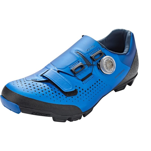 Shimano Unisex MTB Cross Country Schuhe System SPD Blau