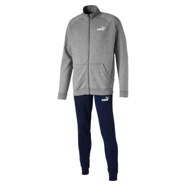 Puma Herren Clean Sweat Suit CL / Trainingsanzug